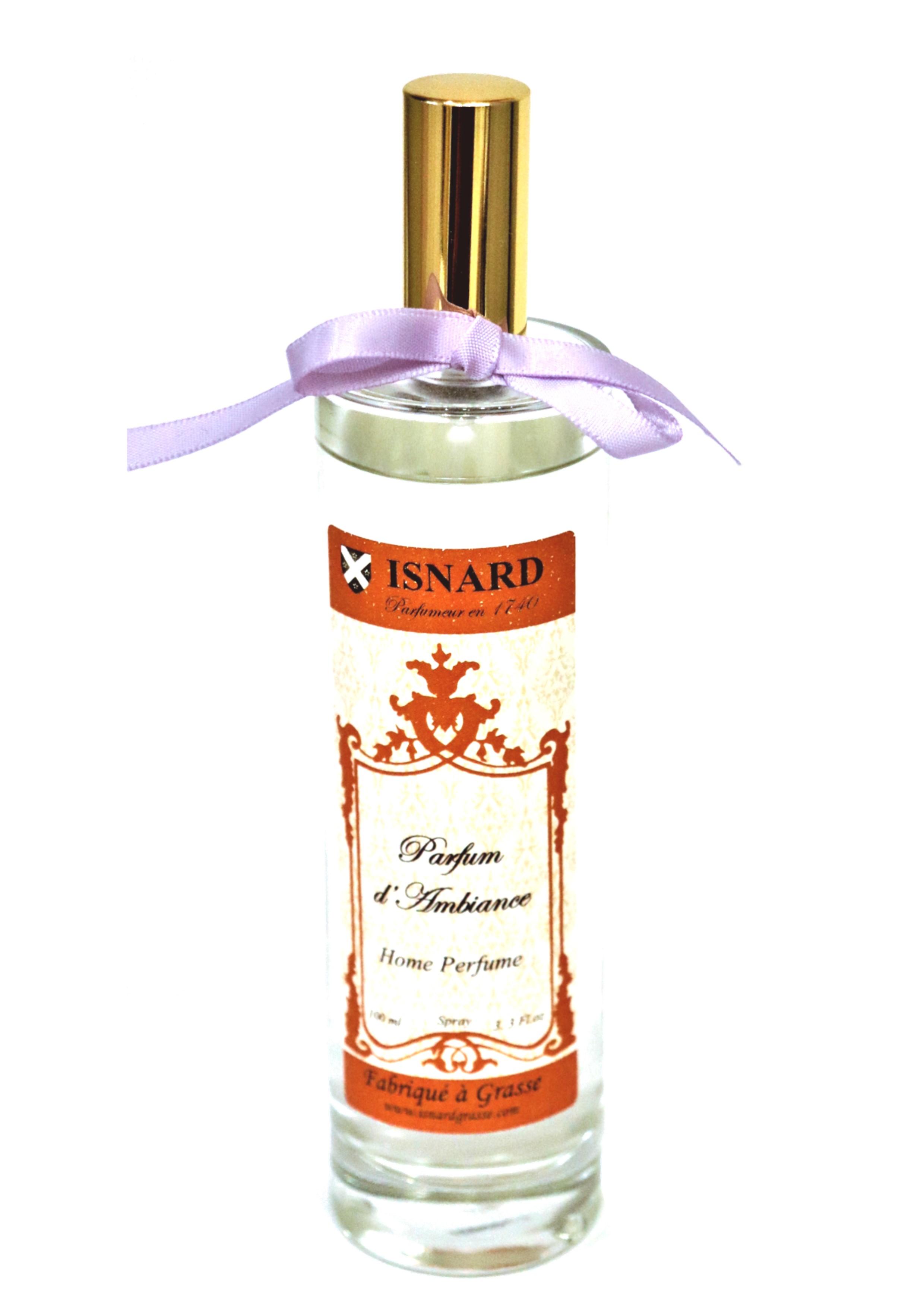 Parfum d'ambiance lavande - Parfum Isnard Grasse